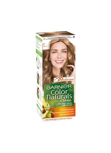 Garnier Garnier Color Naturals Saç Boyası 7 Kumral Renkli